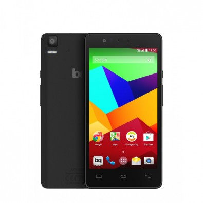 Aquaris E5 4G 16GB-1GB RAM black/black