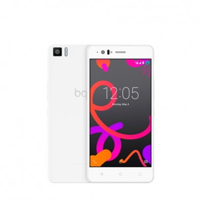 Aquaris M5 FHD 4G (16+3GB) white/white