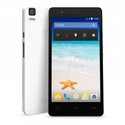 Aquaris E5 4G 16GB/1GB RAM black/white